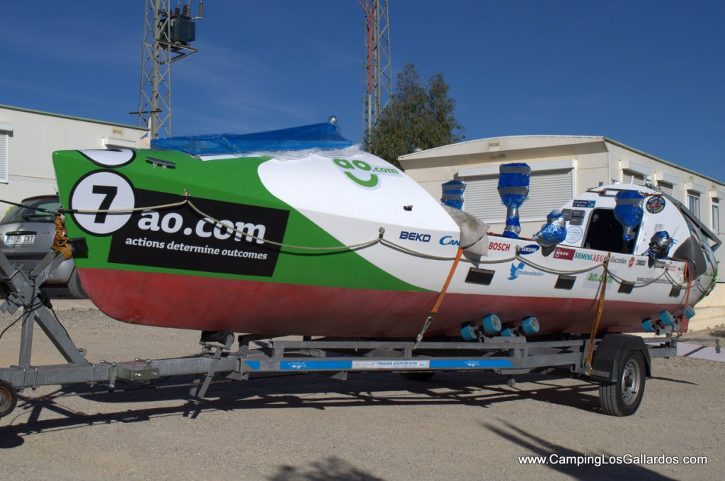 Atlantic Rowboat 1