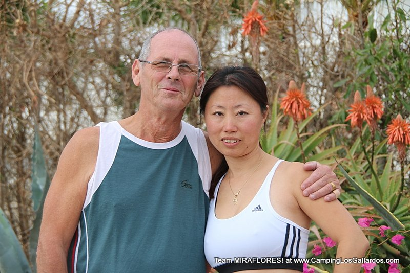 Steve & Jing