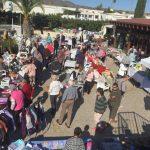 Miraflores market day